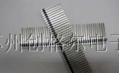 单排针 铁针 针长